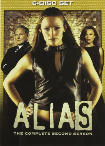 Alias Season 2 DVD Alias Season 2