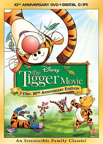 Tigger Movie Tigger Movie Ws 10th Anniv. Ed. G
