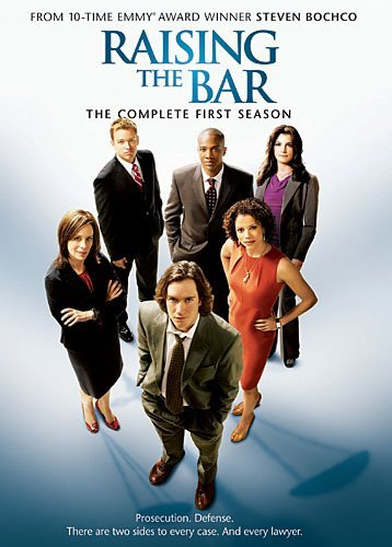 Raising The Bar Raising The Bar Season 1 Nr 3 DVD