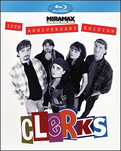 Clerks Clerks Ws Blu Ray 15th Annv. Ed. R