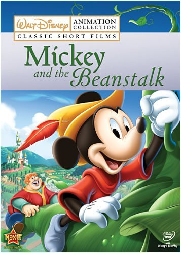 Vol. 1 Mickey & The Beanstalk Disney Animation Collection Disney Animation Collection