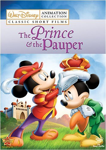 Vol. 3 Price & The Pauper Disney Animation Collection Nr