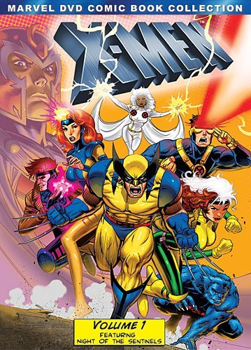 X Men Volume 1 DVD