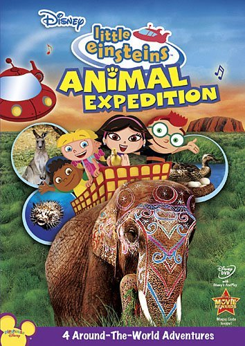 Animal Expedition Little Einsteins Little Einsteins
