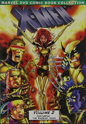 X Men Volume 2 DVD Nr 2 DVD