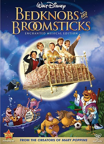 Bedknobs & Broomsticks Bedknobs & Broomsticks Ws G
