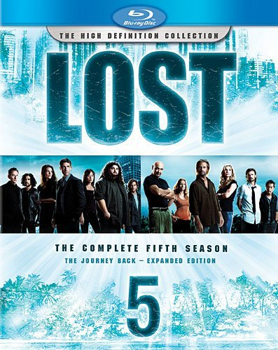 Lost Season 5 Ws Blu Ray Nr 5 DVD
