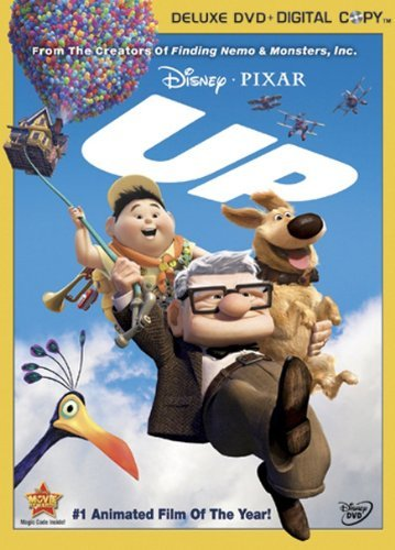 Up Up Ws Pg 2 DVD Incl. Digital Copy
