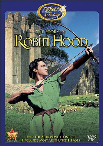 Story Of Robin Hood Finch Todd DVD Pg