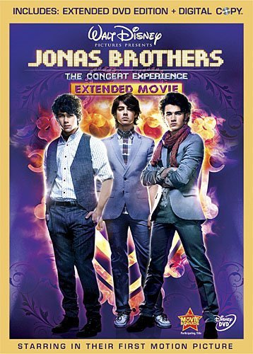 Concert Experience Jonas Brothers Ws Nr 2 DVD
