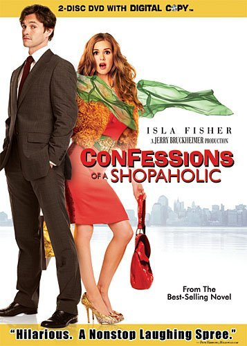Confessions Of A Shopaholic Fisher Dancy Ritter Cusack Ws Pg 2 DVD