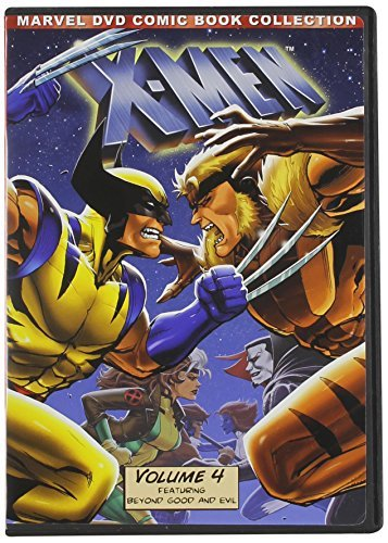 X Men Volume 4 DVD