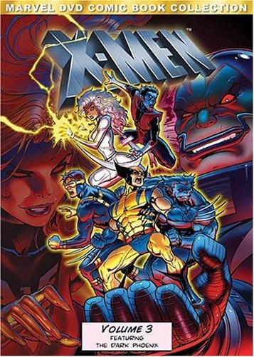 X Men Volume 3 DVD Nr 2 DVD