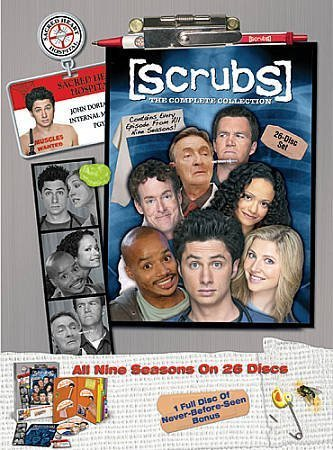 Scrubs Complete Collection DVD Nr 26 DVD