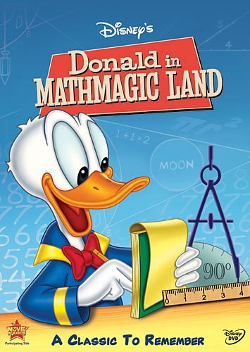 Donald In Mathmagic Land Donald In Mathmagic Land Donald In Mathmagic Land