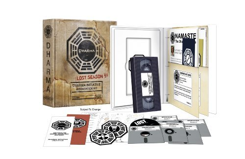 Lost Season 5 Ws Dharma Initiative Collectio Nr