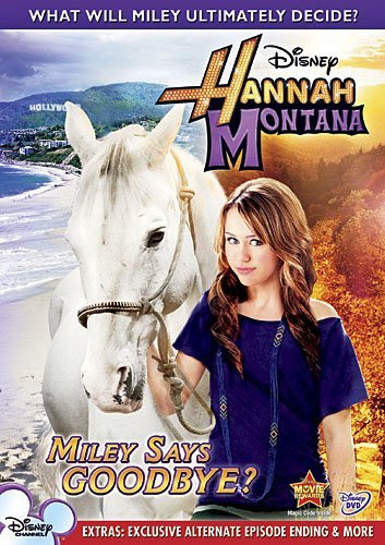 Miley Says Goodbye? Hannah Montana Hannah Montana