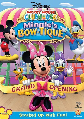 Minnie's Bow Tique Mickey Mouse Clubhouse Nr