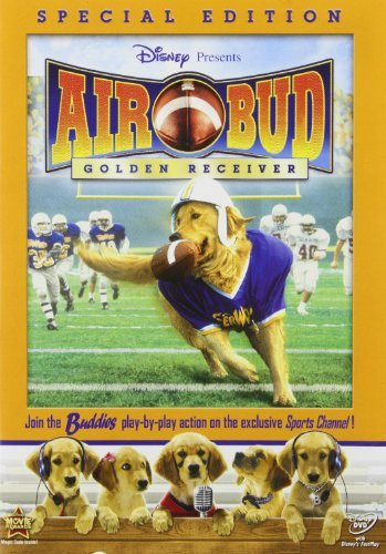 Air Bud Golden Receiver Air Bud Golden Receiver Ws Special Ed. Air Bud Golden Receiver