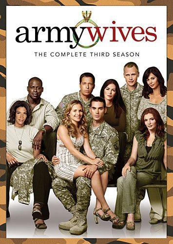 Army Wives Season 3 DVD