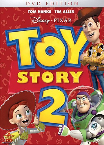 Toy Story 2 Disney DVD G