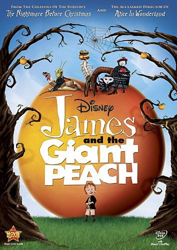 James & The Giant Peach James & The Giant Peach DVD Pg