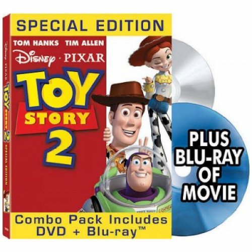 Toy Story 2 Toy Story 2 Blu Ray Ws Special Ed. G