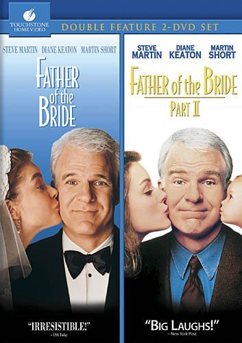 Father Of The Bride 1 & 2 Double Feature DVD Nr
