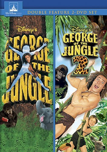 George Of The Jungle 1 & 2 George Of The Jungle 1 & 2 George Of The Jungle 1 & 2
