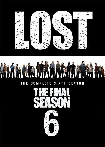 Lost Season 6 DVD Nr
