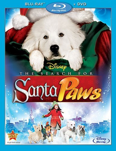Search For Santa Paws Maher Pettis Blu Ray Ws Maher Pettis