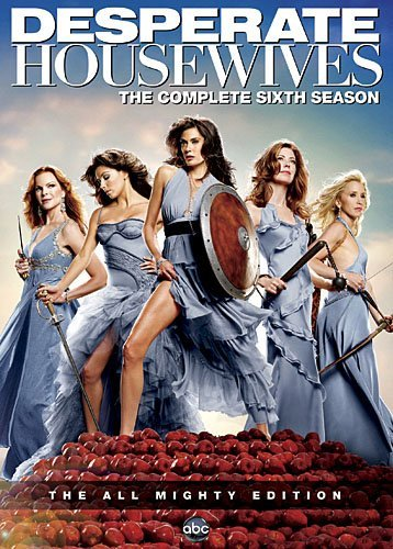 Desperate Housewives Season 6 DVD Pg13 Ws