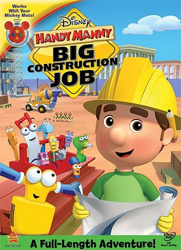 Big Construction Job Handy Manny Ws Nr