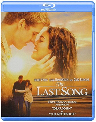 Last Song Cyrus Hemsworth Kinnear Blu Ray Ws Cyrus Hemsworth Kinnear