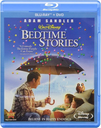 Bedtime Stories Bedtime Stories Blu Ray Ws Bedtime Stories