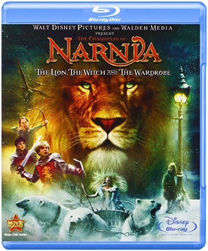 Chronicles Of Narnia Lion Witch & The Wardrobe Henley Moseley Keynes Winstone Everett Swinton Blu Ray Pg