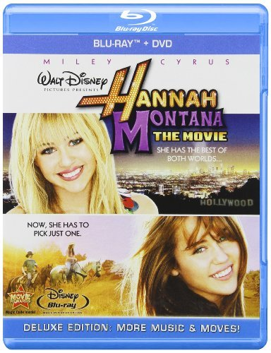 Hannah Montana The Movie Hannah Montana The Movie Blu Ray Ws Hannah Montana The Movie