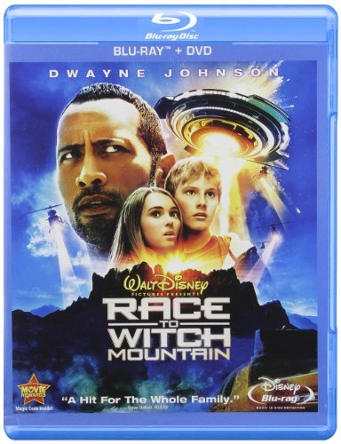 Race To Witch Mountain Race To Witch Mountain Blu Ray Ws Nr 2 Br