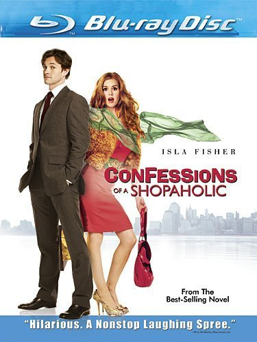 Confessions Of A Shopaholic Confessions Of A Shopaholic Blu Ray Ws Nr