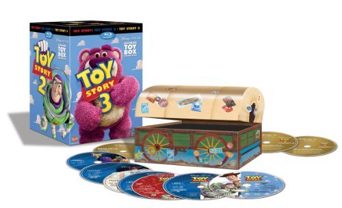 Toy Story Trilogy Toy Story Trilogy Blu Ray Ws G 10 Br