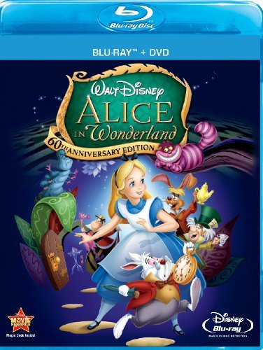 Alice In Wonderland Disney Blu Ray G