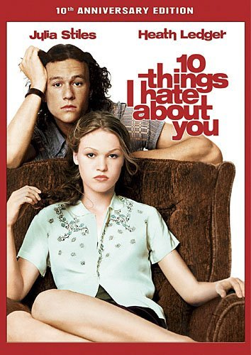 10 Things I Hate About You Stiles Ledger Levitt Ws Pg13