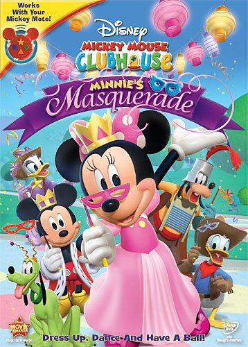 Minnie's Masquerade Mickey Mouse Clubhouse Mickey Mouse Clubhouse