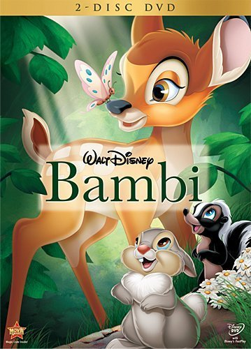 Bambi Disney Diamond Ed. G 2 DVD