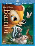 Bambi Disney Blu Ray Ws Diamond Ed. G 2 Br