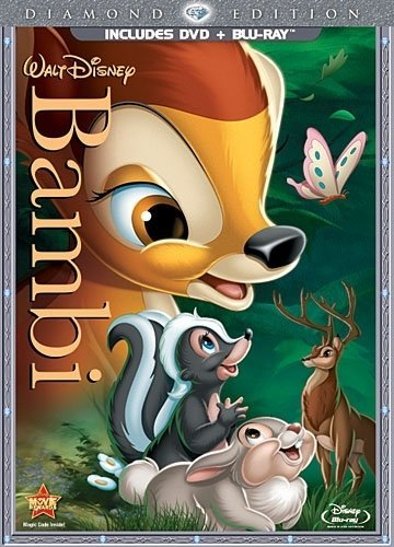 Bambi Disney Ws Blu Ray Diamond Ed. G 2 Br