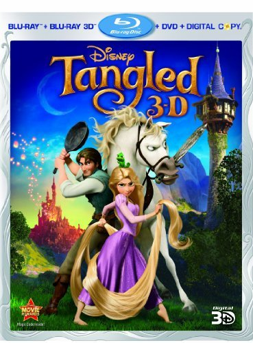 Tangled 3d Cook Hatosy Rhys Meyers Ws Blu Ray 3dtv Nr 4 DVD Incl. DVD & Digital