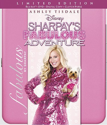Sharpays Fabulous Adventure Tisdale Butler Goodman Blu Ray Ws Nr 3 Br