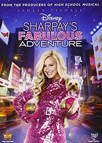 Sharpays Fabulous Adventure Tisdale Butler Goodman Ws Tisdale Butler Goodman