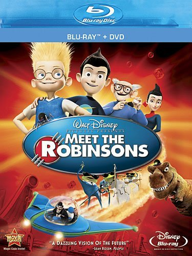 Meet The Robinsons Meet The Robinsons Blu Ray Ws Disney